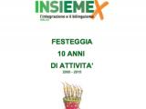 2005/2015 Festa dei 10 anni di attività